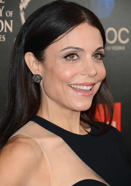 More Pics of Bethenny Frankel Little Black Dress (1 of 15) - Little Black Dress Lookbook - StyleBistro