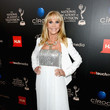 Britt Ekland at the Daytime Emmys