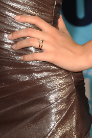 Victoria opted for stunning Fine Maltese Cross rings in 18-karat rose gold with diamonds at the NAACP Image Awards.