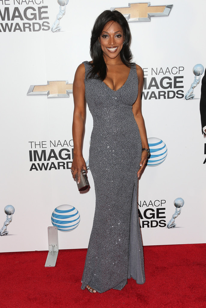 Kellita Smith At The 44th Annual Naacp Image Awards Best