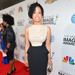 Janine Sherman Barrois at the 44th Annual NAACP Image Awards 2013