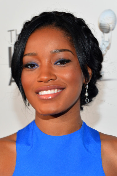 More Pics of Keke Palmer Dangle Decorative Earrings (1 of 11) - Keke Palmer Lookbook - StyleBistro