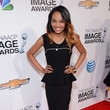 China Anne McClain at the 44th Annual NAACP Image Awards 2013