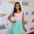 Kerry Washington at the 44th Annual NAACP Image Awards 2013