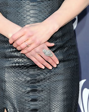 Nicole Kidman brought a little sparkle to the Academy of Country Music Awards with a 19th Century diamond cluster ring.