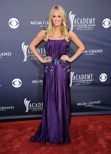 Carrie Underwood In Jean Fares Couture Best And Worst