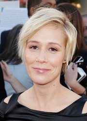 Liza Weil kept it casual with this messy cut at the 2014 NAACP Image Awards.
