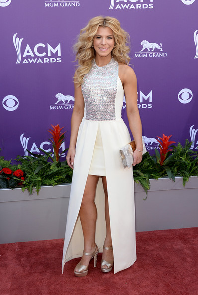 Kimberly Perry at the Academy of Country Music Awards 2013
