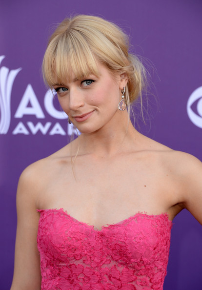 More Pics of Beth Behrs Nude Lipstick (4 of 9) - Nude Lipstick Lookbook - StyleBistro
