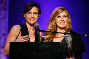 Connie Britton and Carla Guigino Photo