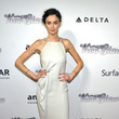 Nicole Trunfio at the 2013 amfAR Inspiration Gala New York