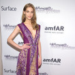 Samantha Gradoville at the 2013 amfAR Inspiration Gala New York