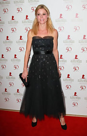 Julie Bowen wore a strapless tulle dress for the St. Jude benefit.