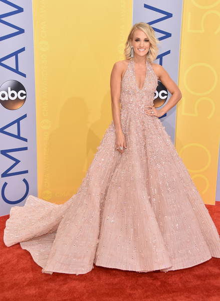 Carrie Underwood in  Michael Cinco