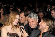 Nicole Kidman and Baz Luhrmann Photo