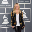 Kaley Cuoco Wore Amen at the Grammy Awards 2013