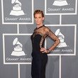 Faith Hill Wore J. Mendel at the Grammy Awards 2013