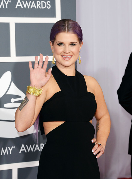 More Pics of Kelly Osbourne Ponytail (3 of 16) - Hair Lookbook - StyleBistro