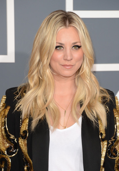 More Pics of Kaley Cuoco Leather Pants (1 of 6) - Leather Pants Lookbook - StyleBistro
