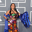 Lila Downs at the Grammy Awards 2013