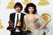 Wouter De Backer and Kimbra Photo