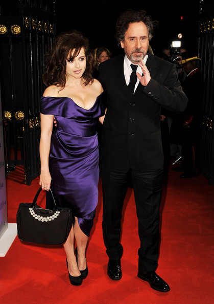 More Pics of Helena Bonham Carter Platform Pumps (1 of 2) - Helena Bonham Carter Lookbook - StyleBistro