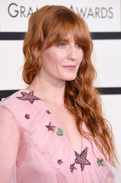 More Pics of Florence Welch Beaded Dress (1 of 12) - Florence Welch Lookbook - StyleBistro