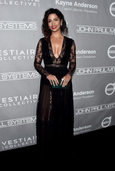 Camila Alves in Zuhair Murad