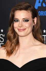 Gillian Jacobs wore a lovely wavy hairstyle to the Critics' Choice Television Awards.
