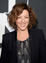 Sarah Mclachlan attended the Elle Women in Music celebration sporting a cute curled-out bob.
