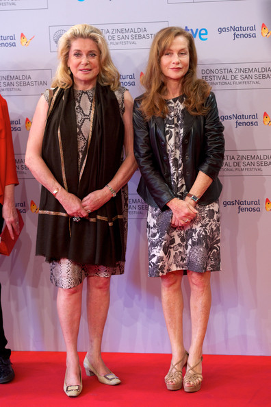 More Pics of Isabelle Huppert Platform Sandals (3 of 9) - Isabelle Huppert Lookbook - StyleBistro