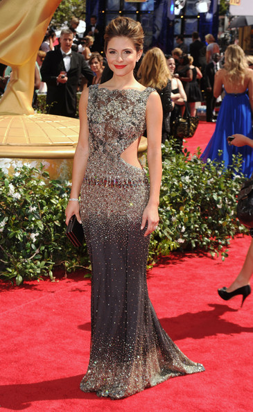 Maria Menounos 2010 Emmy Awards