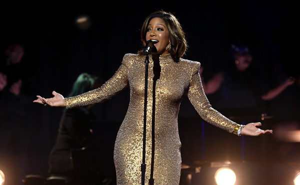 More Pics of Mickey Guyton Sequin Dress (3 of 12) - Mickey Guyton Lookbook - StyleBistro [image,microphone,public address system,music artist,musician,music,entertainment,performing arts,artist,concert,singing,artist,musician,music artist,telecast,microphone,los angeles,california,annual grammy awards,concert,concert,microphone,pop music,performance art,musician,song,art,artist,performance]