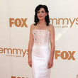 Julianna Margulies in Armani Prive