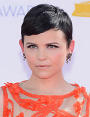 No woman can pull off the pixie quite like Ginnifer Goodwin, and the actress' short crop was as stunning as ever at the 2012 Emmys.