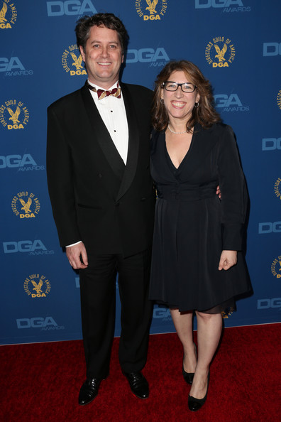 Frank Evers & Lauren Greenfield at the 2013 Directors Guild of America Awards