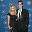Julie Quinn & Frank Capra III at the 2013 Directors Guild of America Awards