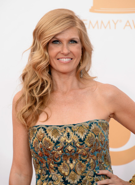 Connie Britton's Long Locks