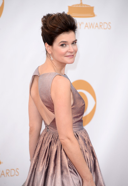 More Pics of Betsy Brandt Messy Updo (16 of 23) - Betsy ...