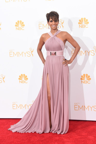 Halle Berry in Elie Saab, 2014