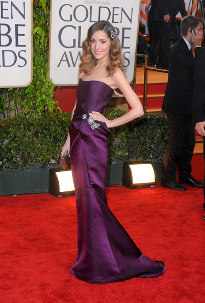 Rose Byrne, 2010 Golden Globes