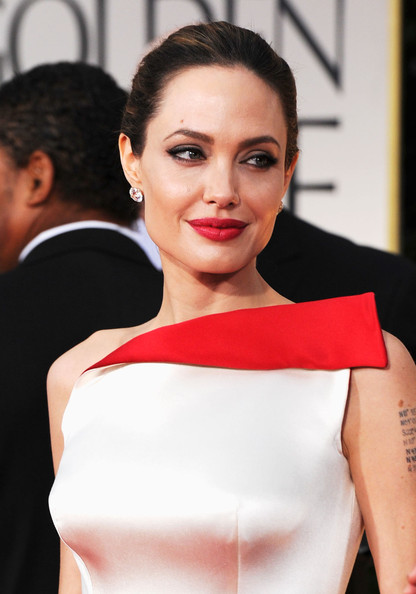 More Pics of Angelina Jolie Red Lipstick (37 of 86) - Angelina ...