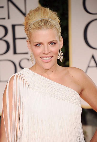 More Pics of Busy Philipps French Twist (1 of 11) - Busy Philipps Lookbook - StyleBistro