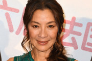 Michelle Yeoh Side Sweep