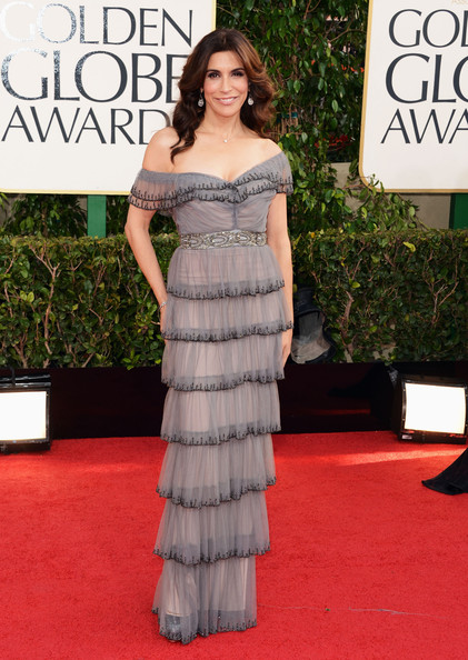 Jo Champa at the 2013 Golden Globes