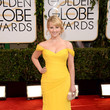 Melissa Rauch at the Golden Globe Awards