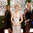 Kate Mara at the 2014 Golden Globe Awards