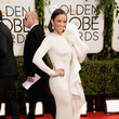 Paula Patton at the 2014 Golden Globe Awards
