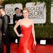 Kristen Connolly at the 2014 Golden Globe Awards