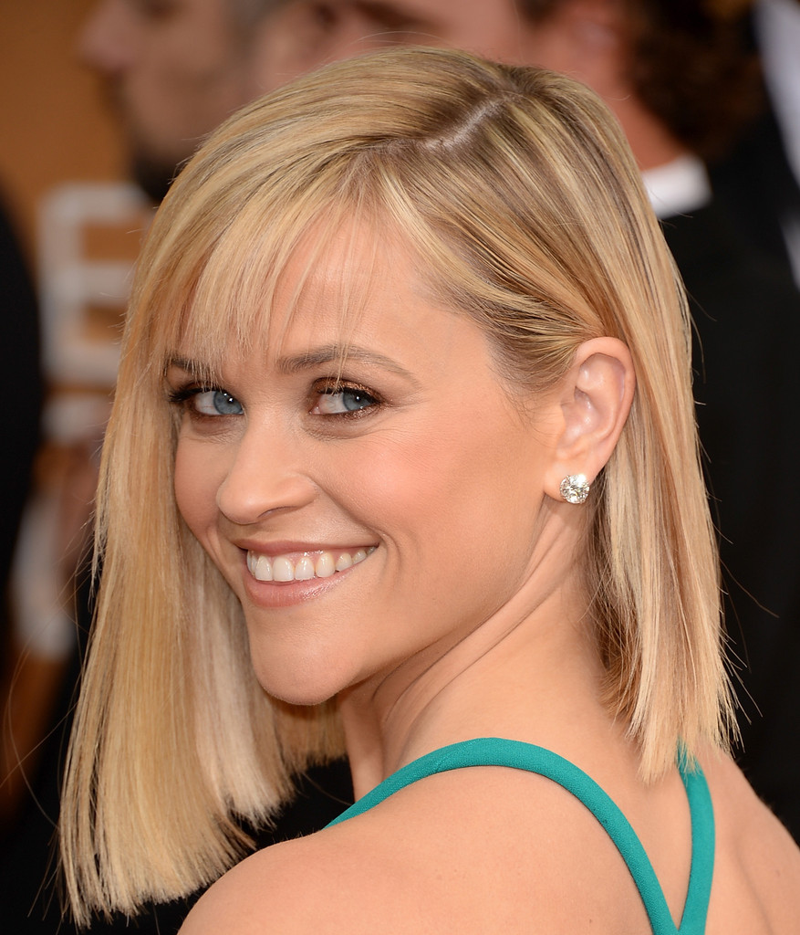 reese witherspoon best hair and makeup at the 2014